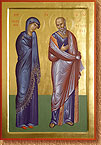 The Holy Virgin Kataphygi and St. John the Theologian